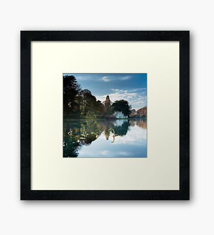 Fort Henry on the Water Framed Print