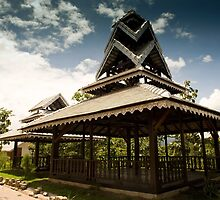 Temple, Pai by Deanne Dwight