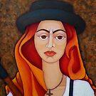 Maria da Fonte  by Madalena Lobao-Tello