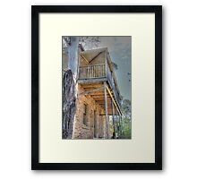 The Homestead Framed Print