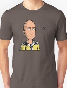 Ok. Saitama - One Punch Man T-Shirt