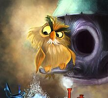 Archimedes  by AnMNiniel