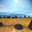 Castlerigg Stone Circle Panorama by Simon Bowen