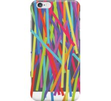 Pick Up Funky Sticks iPhone Case/Skin