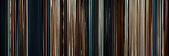 Moviebarcode: Thor (2011) by moviebarcode