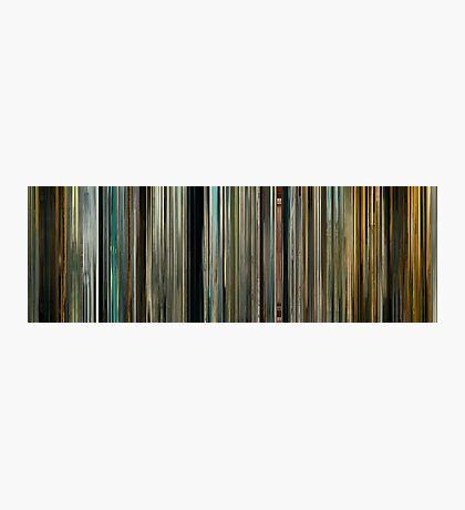 Moviebarcode: Vals Im Bashir (2008) Photographic Print
