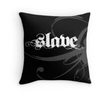 Slave (tribal) Throw Pillow