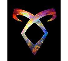 Rune of Angelic Power Photographic Print