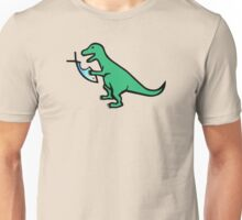 T-Rex And Religion Unisex T-Shirt