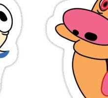 Sten & Rimpy Sticker