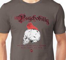 Psychobilly Skull Unisex T-Shirt