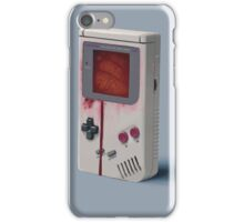 Things From The Flood - Gameboy iPhone Case/Skin
