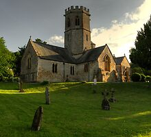 Barrington Church by Rob Hawkins