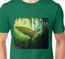 Beauty Bird  - fine feathers Unisex T-Shirt