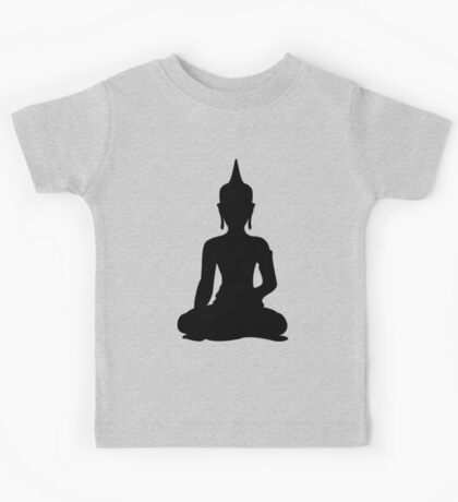 Simple Buddha Kids Tee