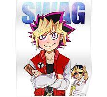 Yu-Gi-Oh! Yugi-Atem SWAG Poster