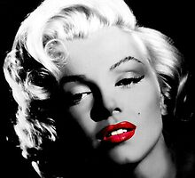 Marilyn Monroe by SeedyRom