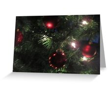 O Christmas tree... Greeting Card