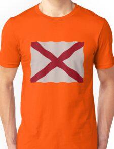 Alabama flag Unisex T-Shirt