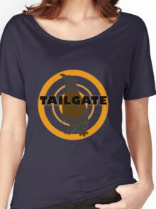 OFFICIAL Tailgate Merchandise Women's Relaxed Fit T-Shirt