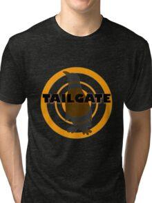 OFFICIAL Tailgate Merchandise Tri-blend T-Shirt