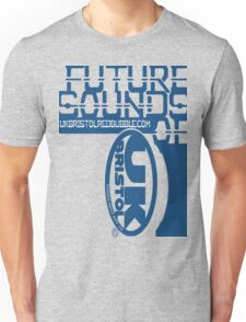 future sounds of uk bristol by rogers bros Unisex T-Shirt