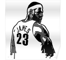 King James (Color Modifiable)  Poster