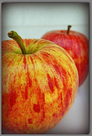 Fresh Apples by LisaMarie Miranda