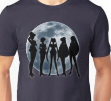 Sailor Moon Silhouettes v.2 Unisex T-Shirt