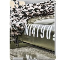 Army Jeep iPad Case/Skin