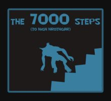 The 7000 Steps by Phatcat