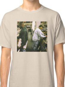 DJ Shadow Endtroducing Classic T-Shirt