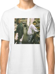 DJ Shadow Endtroducing Classic T-Shirt
