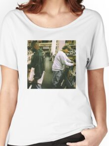 DJ Shadow Endtroducing Women's Relaxed Fit T-Shirt