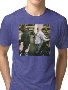 DJ Shadow Endtroducing Tri-blend T-Shirt