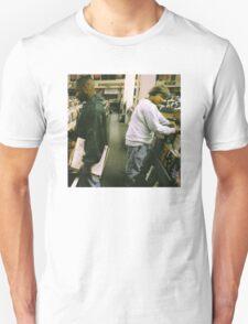 DJ Shadow Endtroducing T-Shirt