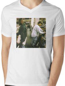DJ Shadow Endtroducing Mens V-Neck T-Shirt