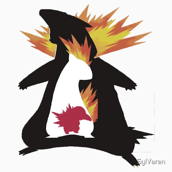 cyndaquil typhlosion quilava - photo #32