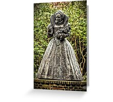 Queen Elizabeth Greeting Card