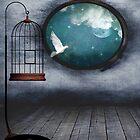 Free as a bird by MarieG