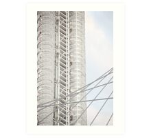 Connecting Milwaukee With Art Art Print
