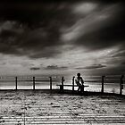 The Boy who stares at the Sea by Rory Garforth