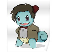 Squirtle Who Poster