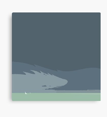 Lake Effect Canvas Print
