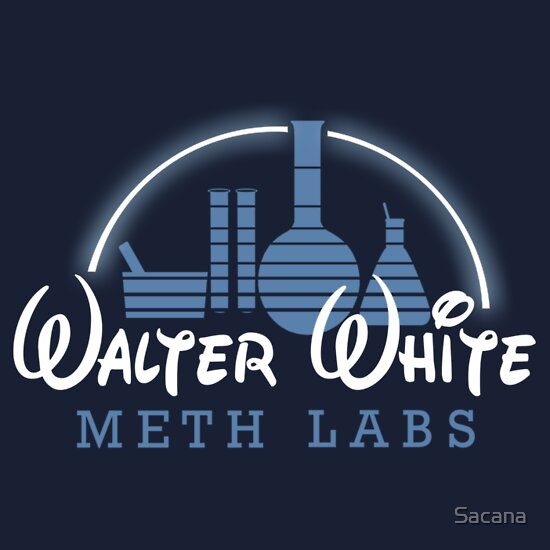TShirtGifter presents: Walter White Labs