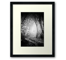 Fog Walkers 2  Framed Print