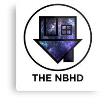 The NBHD - Galaxy Print Metal Print