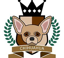 Chihuahua Coat of Arms by pounddesigns