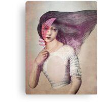 Portrait 11 Metal Print