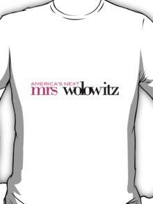 America's next Mrs Wolowitz T-Shirt